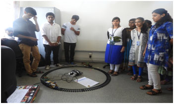 Project Model Demo by the External Participants | GSSSIETW