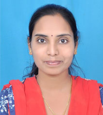 Venkateshwaramma B| 1st Rank | M.Tech 2017-18