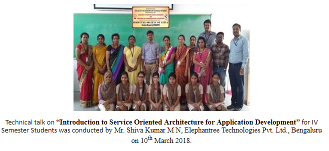 """Introduction to Service Oriented Architecture for Application Development"""