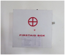 First Aid Box | GSSS Engineering & Technology for Women