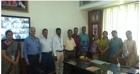 MOU between GSSSIETW and RTTC-BSNL, Mysuru