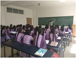 Class Room - 6 | GSSS Engineering & Technology for Women