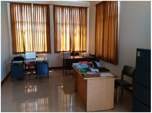 Faculty Room: D-208 (Human Resources) 27 Sq. Mts | GSSSIETW