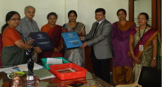 MOU between GSSSIETW and IT Champs Software Pvt. Ltd.