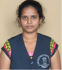 Shanmugapriya S  | 2nd Rank | M.Tech | 2014-15