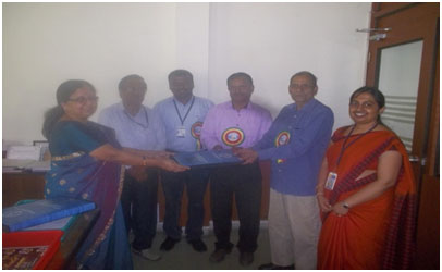 MOU between GSSSIETW and TechniLab Instruments Bengaluru