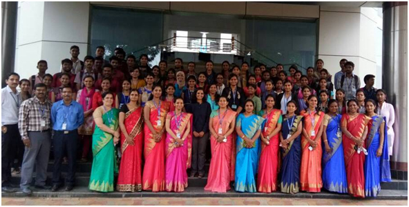 students from Dept. of EEE, have attended the National Level Seminar