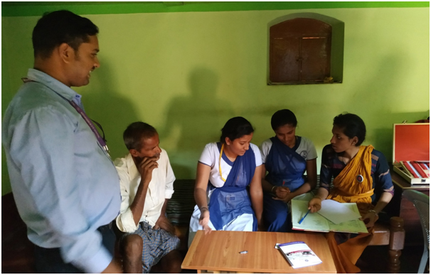 Health checkup camp organized by NSS Unit | GSSSIETW
