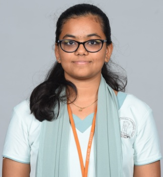 Divya Chatty | 1st Rank with 6 Gold Medals | B.E CSE | CGPA 9.32
