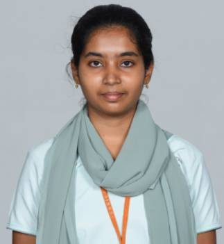 Nisha K M | 4th Rank | B.E CSE | CGPA 9.16