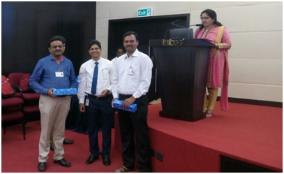MOU of Campus connect program between Infosys Ltd and GSSSIETW