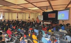 INDUCTION PROGRAMME FOR I YEAR B.E. - 2019