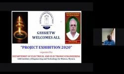 Project Exhibition-2020