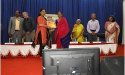 Gita Chaitanya Merit Scholarship Award 2019 and Simha Silk Sri. M V Narasimhaiah Memorial Award of Excellence