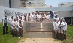 Nestle visit 11th May 2019