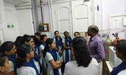 Industrial visit CFTRI May 21st 4th semester