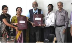 Memorandum of Understanding (MOU) was formally signed between GSSS Institute of Engineering and Technology for Women (GSSSIETW), Mysuru and Nihon Communications Solutions Pvt Ltd (NCS). Bengaluru  held on 1st  February 2017.