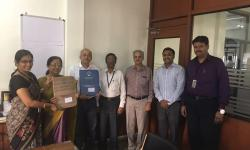Software Testing Lab at Department of Computer Science & Engineering, Memorandum of Understanding (MOU) was formally signed between GSSS Institute of Engineering and Technology for Women (GSSSIETW), Mysuru and iQuest Technologies LLP, Mysuru.