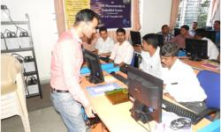 "Three days work shop on ""ARM Microcontroller & Embedded System"" for Technical staff on 21st  to  23rd Dec 2017"