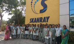 Skanray_Industrial_Visit_7th Sem_10th Nov 2018
