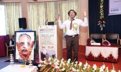 Keynote Address by Dr. Manjunatha Ramachandra, Principal Consultant, Wipro Technologies Pvt. Ltd, Bengaluru.