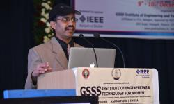 Key Note Address by Vishnu Pendyala, Lead Software Engineer, CISCO, USA