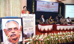 Brief Introduction of the Conference by Dr. Reshma Banu, HOD, Dept. of ISE, Organising chair,ICEECCOT-2016