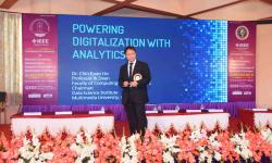 Dr. Chin Kuan Ho, Dean, Faculty of Computing and Informatics, Multimedia University, Malaysia  during Keynote address