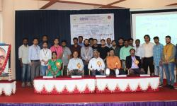 Three Day National Level Faculty Development Program on A Practical Approach Towards Big Data Analytics And Artificial Intelligence held at GSSSIETW, Mysuru
