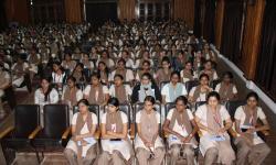 Life Skills and Professional Skills Workshop at Ramakrishna Ashram, Mysuru