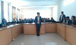Vistaar - Debate Competition for 2nd Semester Students