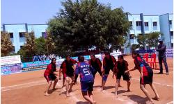 Students represented GSSSIETW at VTU Mysuru Zone and Rest of Bangalore Zone and Inter zone sports events