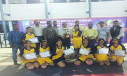 VTU INTER- ZONE KABADDI TOURNAMENT Held at Chennabasaveshwara Institute of Engineering Gubbi from 7th May 2018 to 9th May 2018